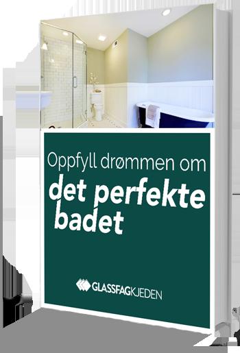 Oppfyll drømmen om det perfekte badet