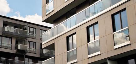 Fransk balkong med glassrekkverk?