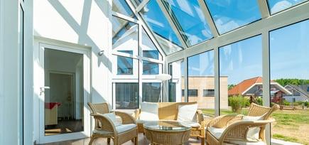 Innglassing av veranda – dette bør du vite