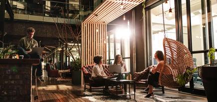 5 moderne interiørløsninger til kontoret
