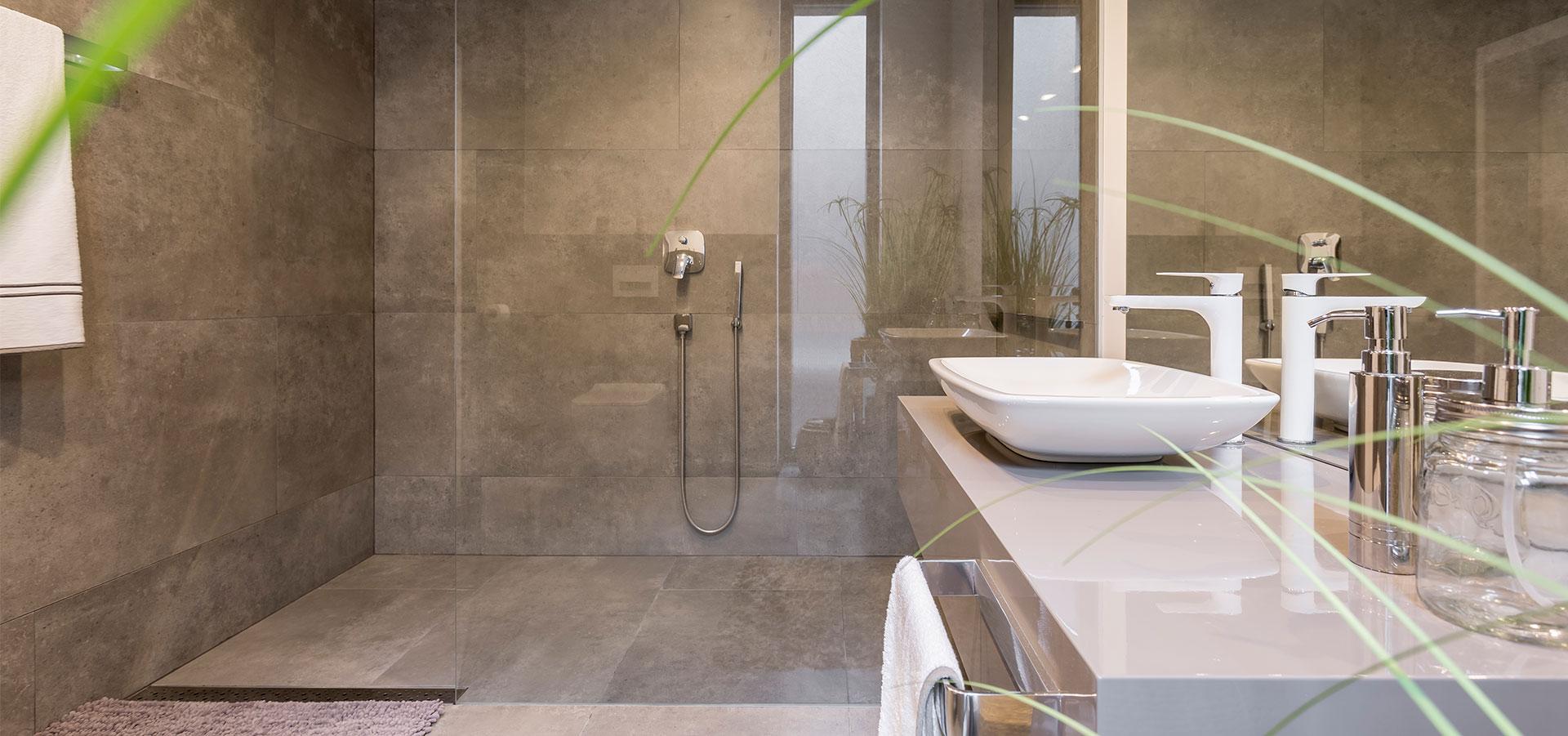 Moderne dusjløsninger i 2019