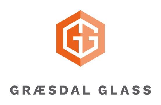 Græsdal Glass Logo RGB Ståande