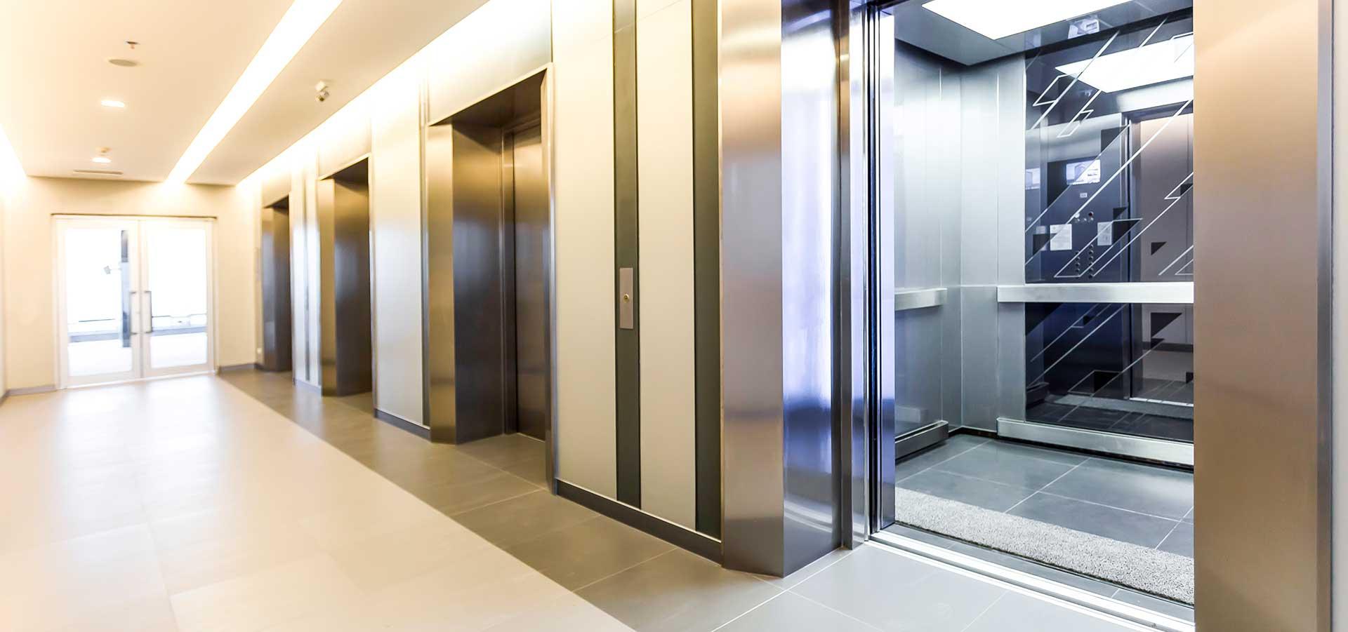 Dette kan du gjøre med speil i heisen