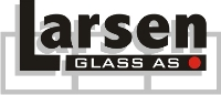 Larsen glass AS logo