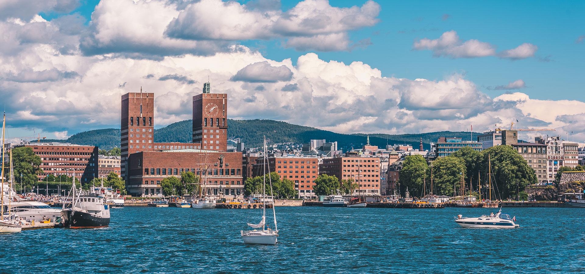 Glassfagkjedens glassmestere i Oslo